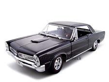 1965 PONTIAC GTO HURST EDITION BLACK 1:18 DIECAST MODEL CAR BY MAISTO 31885