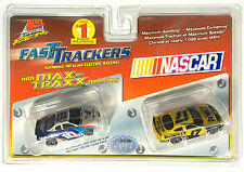 2005 Life-Like BENSON 10 CHEVY KENSETH 17 FORD #9868 FAST T Slot Car Twin Pack