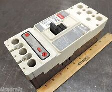 Cutler-hammer HM2P250L5W Circuit Breaker 2 Pole 250 Amp 600 Volt Used