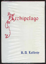 Fiction: ARCHIPELAGO by R A Lafferty. 1979. Shrink-wrapped near mint.
