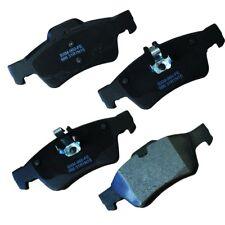 Disc Brake Pad Set-Stop Semi-Metallic Brake Pad Rear Bendix SBM986