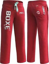 Vêtements et accessoires de fitness rouge coton