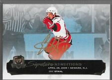14/15 The Cup Signature Renditions Auto Eric Staal SR-ES Hurricanes