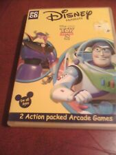 DISNEY HOTSHOTS TOY STORY 2 - Two Action-Packed Arcade Games for PC. CD-ROM