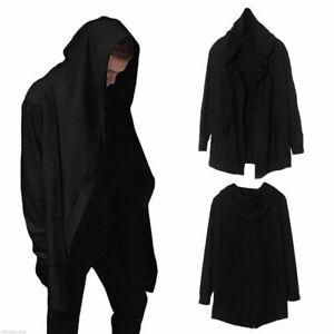 Men's Hoodies Street Style Loose Sweatshirt Coat Assassin's Creed Cloak Cardigan