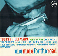 TOOTS THIELEMANS - ONE MORE FOR THE ROAD (2006 JAZZ CD)