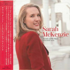 SARAH MCKENZIE-SECRETS OF MY HEART-JAPAN MINI LP CD Ltd/Ed G35