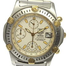 TAG HEUER 2000 Series Professional 165.806 Chronograph AT Men's Watch_556435