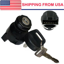 IGNITION KEY SWITCH For Polaris RZR XP 800 900 1000 Ranger Sportsman 3 Position