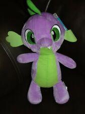 "Hasbro My Little Pony Spike Plush Dragon 14"" NWT"