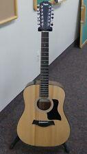 Taylor 150e 12 String A/E Guitar, SS Top, Walnut Sides/Back - w/HS Case  - EUC