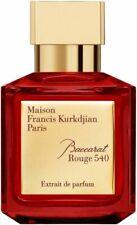 MAISON FRANCIS KURKDJIAN Baccarat Rouge 540 EXTRAIT DE PARFUM 70ml