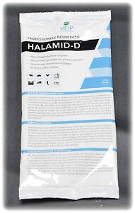 Chloramin-T 50g HALAMID Bakterien Viren Pilze Hygiene Desinfektion 19,98€/100g