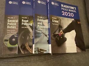 Blackstones Police Manuals 2020