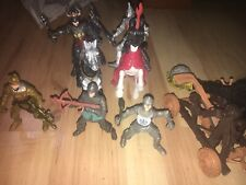 Chap Mei - Knights & Horses Figures With Catapult J16