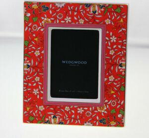 Wedgwood Wonderlust Crimson Jewel Photo Frame - Second
