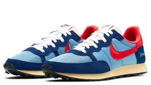 Nike Challenger OG Label Maker Light Blue/ Blue/ Red DC5214-422 Size 10.5/11 NWT