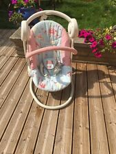 Mamas And Papas  Baby Musical Chair/Swing Rocker, Excellent Condition