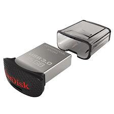 SanDisk Ultra Fit 16 GB USB 3.0 Flash Drive Memory