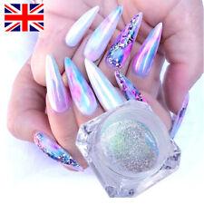Mirror Powder Chrome Effect Pigment Dust Nail Art Holographic Glitter Decoration