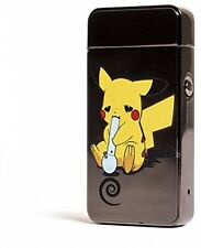 Plazmatic Rechargeable USB Lighter Electric Flameless Windproof Tokemon Pikachu