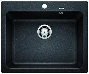 Blanco Anthracite Granite Inset Kitchen Sink Laundry Sink NAYA6K5