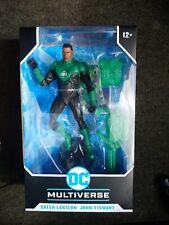 DC Multiverse John Stewart Green Lantern Rebirth McFarlane MISB