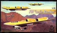 Unicraft Models 1/72 Focke Wulf Fw Lorin Bomber German Ramjet Bomber Project