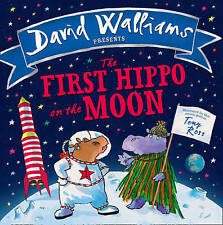 The First Hippo On The Moon by David Walliams (Paperback, 2016)
