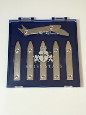 3 Pairs Adjustable Stainless Steel Collar Stays Direct from Cuff-Daddy