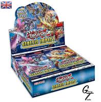 1 1 Display Vorverkauf: Yu-Gi-Oh - Deutsch Maximum Gold Auflage 6 Boxen