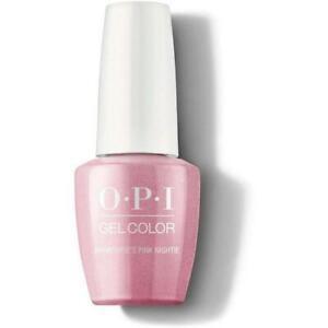 OPI GelColor Soak Off GEL Nail Polish 0.5 fl. oz. Pick Any Color UPdated 2020
