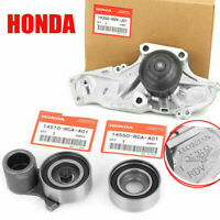 For Honda & Acura V6 Odyssey Genuine Honda OEM Timing Belt & Water Pump Kit