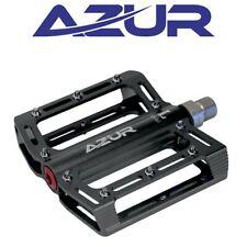 """Azur Bike Pedals - Stout Pedals - 9/16"""" - Black"""