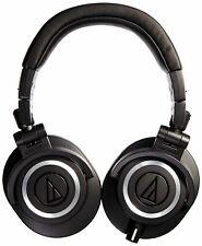 Audio-Technica ATH-M50x Over the Ear Headphones - Black