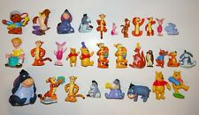 WINNIE THE POOH FIGURES & CAKE TOPPERS LOT~31 Pieces