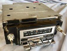 78-81 AM FM Delco stereo radio Pontiac Z28 Chevy Trans Am Camaro Corvette orig