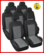 Tailored seat covers for Ford S-Max FULL SET  7 seater (P2)