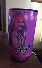 Miley Cyrus Vintage Hanna Montana Lamp