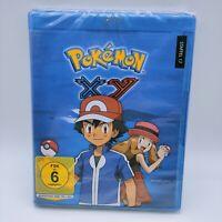 Pokémon Staffel 17: XY Neu und Originalverpackt 5 Blu-rays Pokemon eingeschweißt