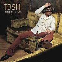 Time to Share by Toshi Kubota (CD, Sep-2004, Epic)