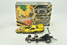 Action Scotty Cannon Oakley 1999 Pontiac Funny Car Diecast 1:24 Dragon