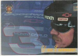 1996 Score Board #1 - DALE EARNHARDT