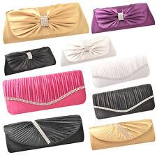 Handtasche Clutch Bag Abendtasche Ausgehtasche Pailetten Glitzer Tasche Braut