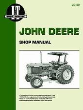 I&T WORKSHOP SERVICE REPAIR MANUAL BOOK JOHN DEERE TRACTOR 2750 2755 2855 N 2955