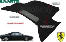 Ferrari Mondial 1984-1994 Convertible Soft Top Replacement Black Stayfast