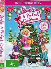 Barbie:A Perfect Christmas-2011-Animation-Movie-DVD