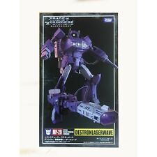 Transformers Masterpiece MP-29 Shockwave Gift Kids Action Figure Collection Toy