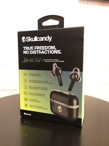 NEW Skullcandy Indy ANC Fuel-  Active Noise Cancelation , Chill Black,