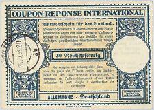 61042 - COUPON RESPONSE INTERNATIONAL London Model: ALEMANIA 1959